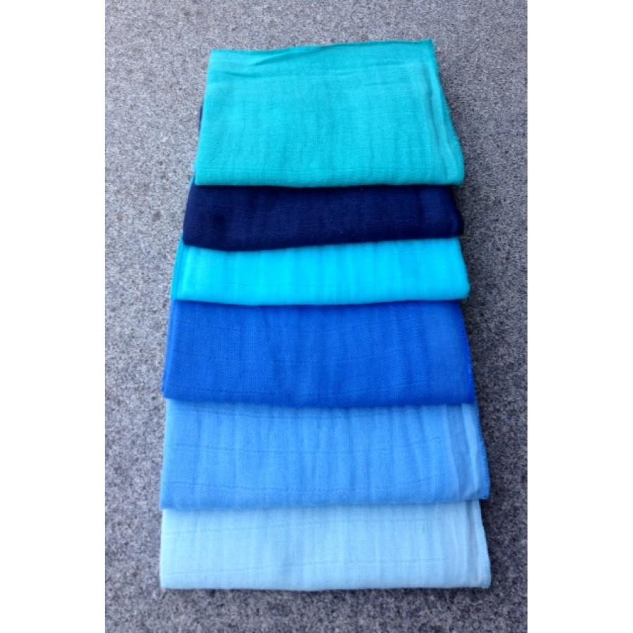 nuscheli blaue farbpalette - Farbpalette Blau